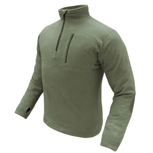 Блуза Zip Fleece Pullover Condor Green