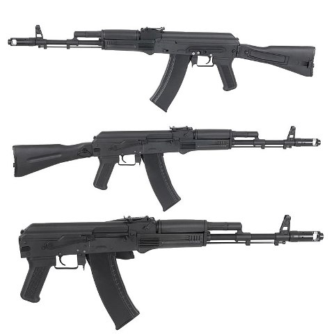 Airsoft карабина AK 74 Polimer