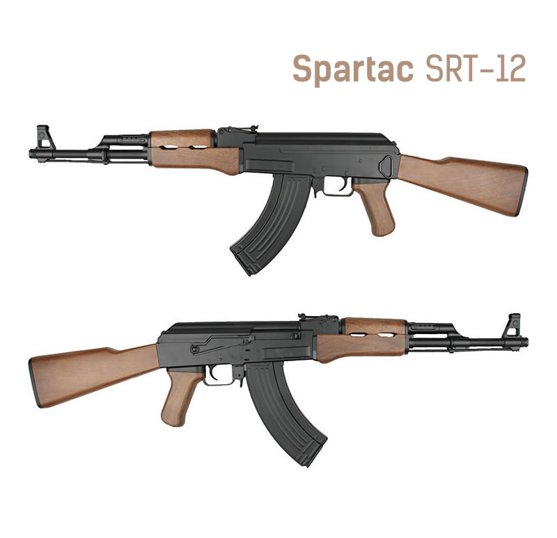 Airsoft карабина AK 47 / SRT-12