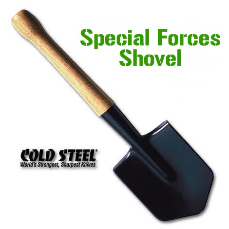 Cold Steel Special Forces Shovel