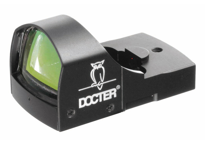 Бързомер DOCTER sight II Plus 3.5 MOA