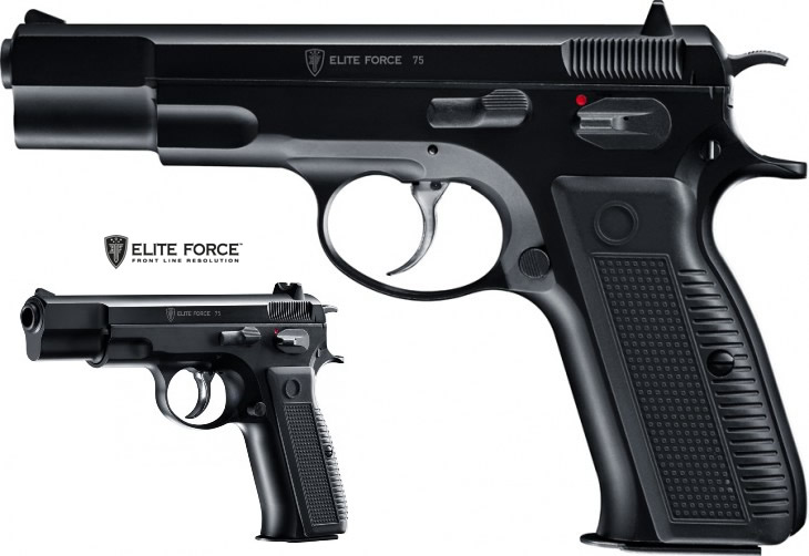 Airsoft пистолет Elite Force EF 75
