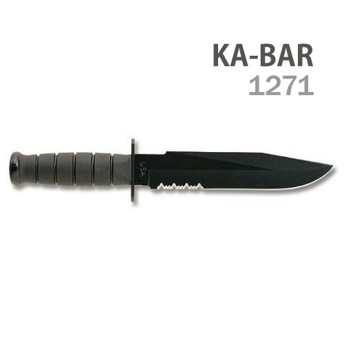 Нож Black KA-BAR Fighter 1271