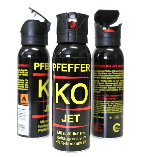 Спрей PEPPER SPRAY КОНЦЕНТРАТ 100 ml - 3 БРОЯ