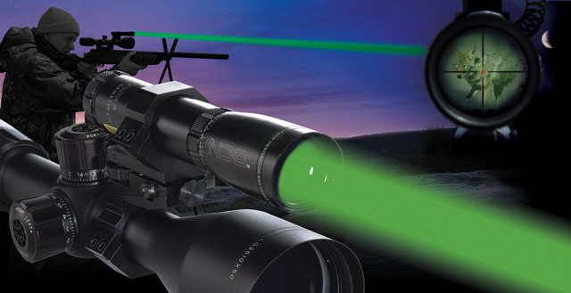 Фенер Laser Genetics ND3 - Flashlight Laser Genetics