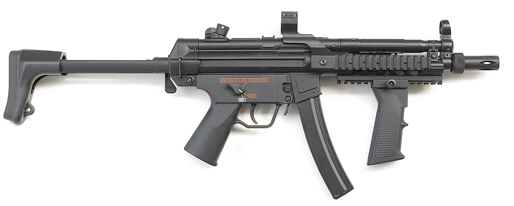 Картечен H&K MP5 NAVY (FULL METAL)