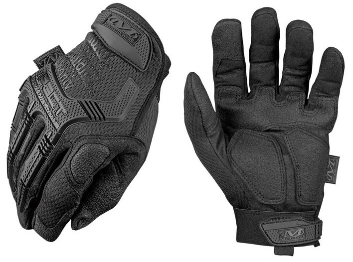 Тактически ръкавици Mechanix M-Pact Black