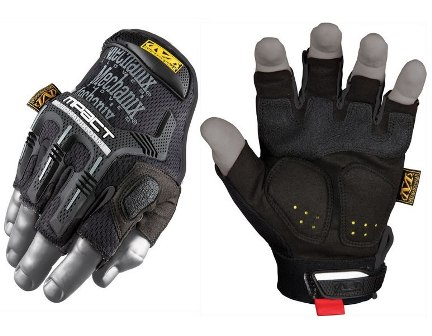 Тактически ръкавици Mechanix Wear M-Pact Fingerless
