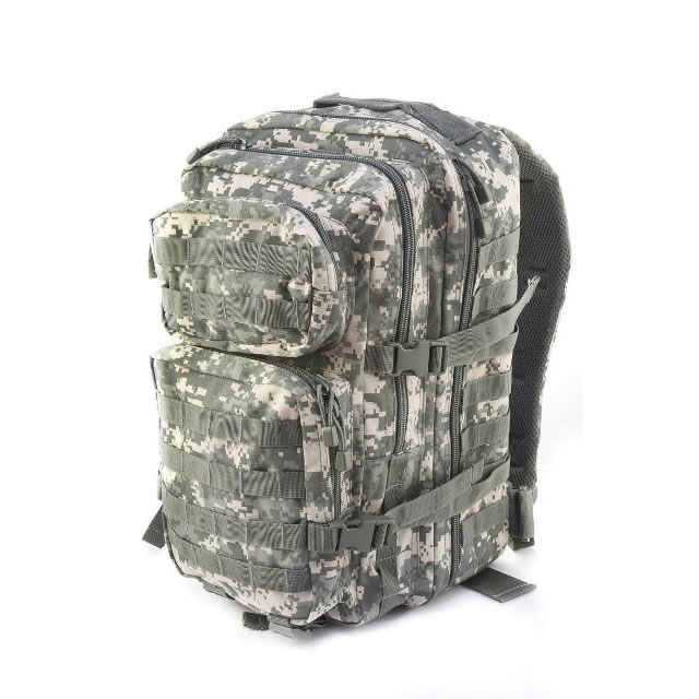 Раница Assault pack LGE 50 Liter Digital Camo