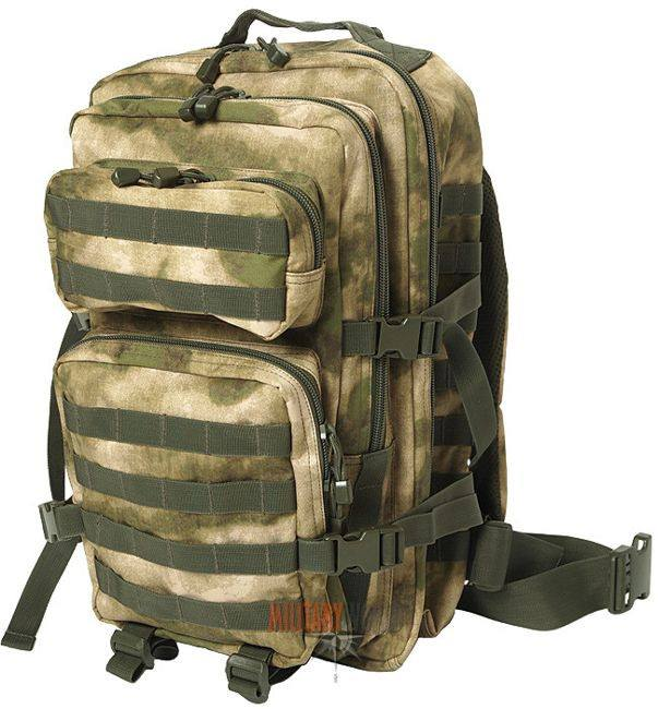 Раница Assault pack LGЕ 50 Liter A-Tacs
