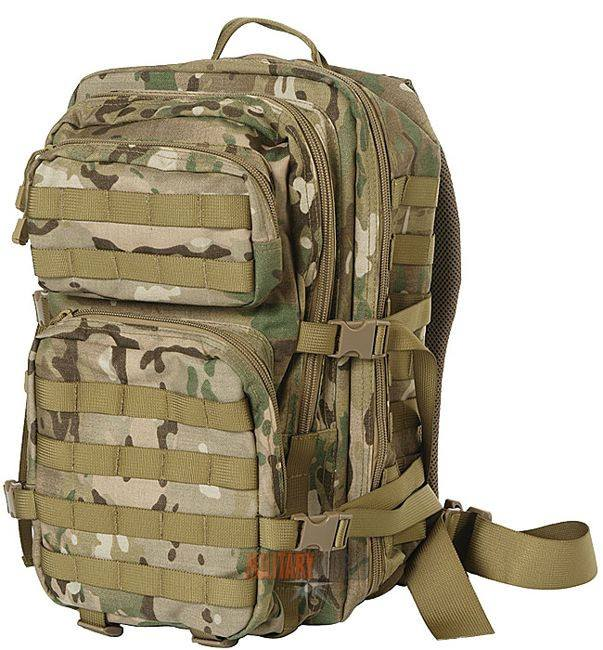Раница Assault pack LGЕ 50 Liter Multicam