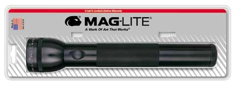 Фенер MAGLITE 3 Cell D