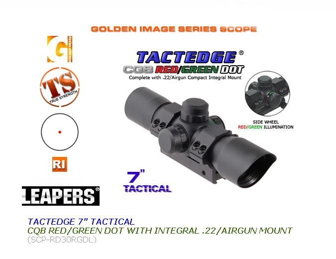 "Бързомерец Leapers TACTEDGE 7"" TACTICAL"