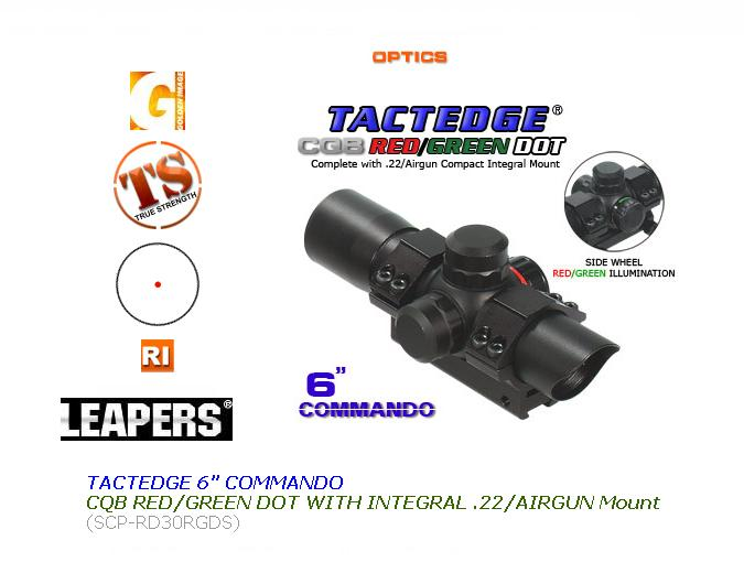 "Бързомерец Leapers TACTEDGE 6"" COMMANDO"
