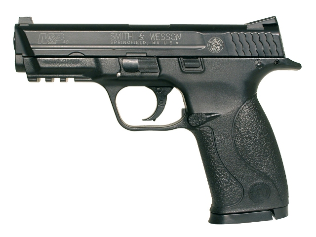 Airsoft пистолет Smith & Wesson M&P40