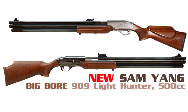 Sam Yang Big Bore 45 909 Light Hunter