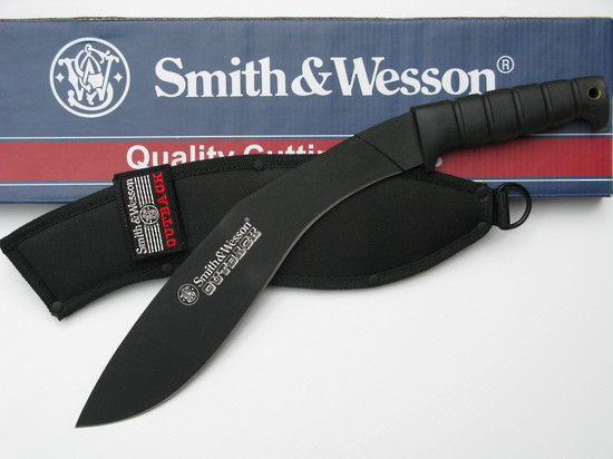 Кукри Smith & Wesson Bush Hog Kukri