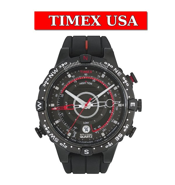 Часовник TIMEX Expedition / Intelligent Quartz