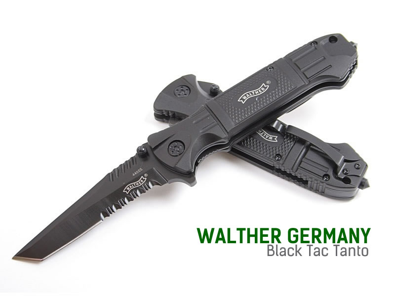 Нож Walther BTT