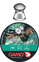 Чашки GAMO HUNTER кал. 6.35 мм