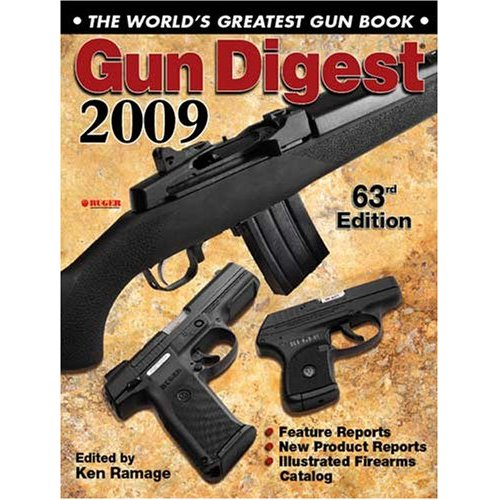 Книга Gun Digest 2009: The World's Greatest Gun Book