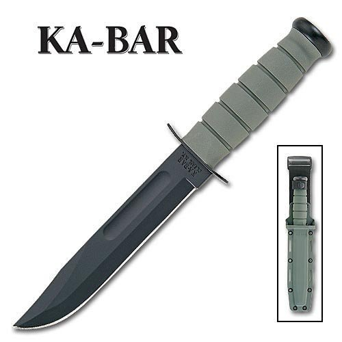 Нож KaBar US Military Fighting