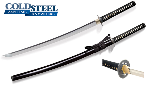 Меч Cold Steel Warrior Katana