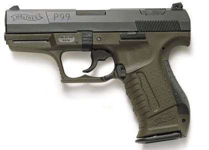 UMAREX WALTHER P 99 MILITARY GERMANY