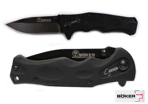 Нож Boker Plus Folder Black
