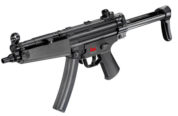 Airsoft пушка Heckler&Koch MP5 A5