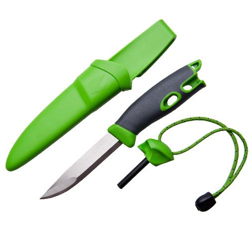 Нож Mora Light My Fire Swedish FireKnife Green