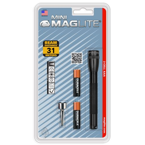 Фенер Mini Maglite 2 Cell AAA