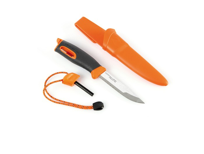 Нож Mora Light My Fire Swedish FireKnife Orange