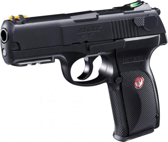 Airsoft пистолет Ruger P345 CO2